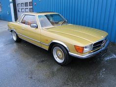 Mercedes-Benz SL 280 SLC 1976, 280 326 km, kr 49 000,-
