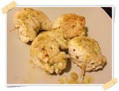 Tocchetti di pollo al formaggio (dalla fase di crociera) - http://www.lamiadietadukan.com/ricetta-dukan-tocchetti-di-pollo-al-formaggio/