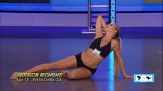 This would make an awesome pole routine!  Jessica's SYTYCD dance for your life solo