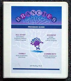 Body-Brain Branches Teaching and Learning Program Guide by Jeff Haebig