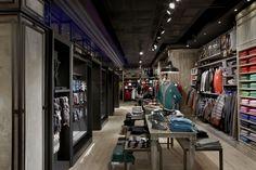 Us Polo Assn store by Geomim Istanbul Turkey 07 U.S. Polo Assn. store by Geomim, Istanbul   Turkey