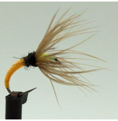 Jaffa Tenkara Fly Exclusive to Esoteric Tackle tied by Dragoslav Mihajlović