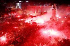 Em primeiro lugar boa noite Em segundo ficou o @FCPorto #CarregaBenfica