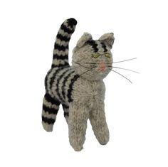 猫のあみぐるみ6 | ihanaa−北欧とバルト三国の毛糸と 雑貨のセレクトショップ