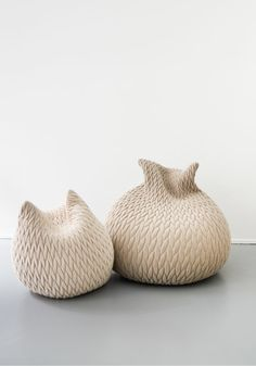 Knitted Furniture - newsinstyle.nl