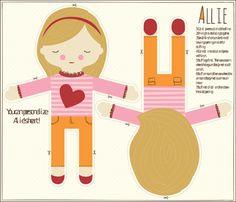 ALLIE fabric by stacyiesthsu on Spoonflower - custom fabric