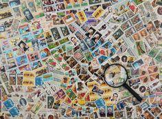 Stamps Challenge - 500pc Challenge Series Puzzle