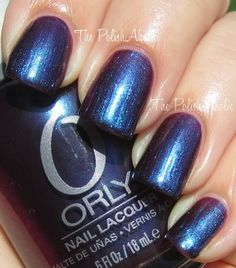 Orly - Mysterious Curse. This is gorgeous! I can't wait to wear it. I'm pretty sure its a limited edition.