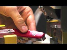 Victorinox knife assembling in Geneva, by D&T Victorinox Knives, Geneva, Rings For Men, Films, Youtube, Business, Movies, Men Rings, Cinema