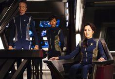 Star Trek Discovery: il primo trailer e poster ufficiali