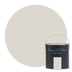 Neptune Silver Birch paint | Eggshell