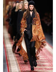Hermès, Fall 2008 Ready-to-Wear Paris Fashion Week, Runway - Harper's BAZAAR