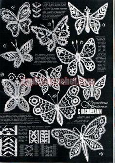 Duplet 192 Ukrainian Russian new crochet patterns magazine book January February 2017