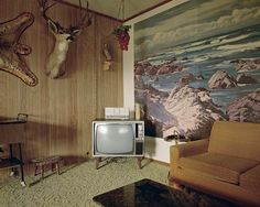 Stephen Shore, Stampeder Motel, Ontario, Oregon, July 19, 1973