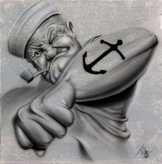 Popeye ( sweet )
