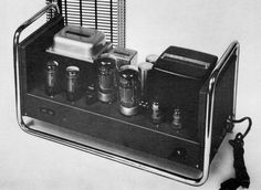 LUXMAN MB88 (November 1966)