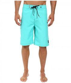Hurley - One and Only 22 Boardshorts (Hyper Jade) Men's Swimwear