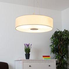 JOSIA – elegancka lampa wisząca w białym kolorze