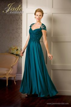 Jasmine Jade Couture Mothers Dresses - Style K178072