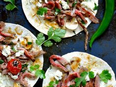 Create authentic shredded beefs for your tacos tonight. You can even add more toppings for a hearty taco.
