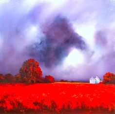 Barry Hilton Barry Hilton was born in 1941 in Manchester. Whilst having no formal training, he moved . Pastel Landscape, Watercolor Landscape, Abstract Watercolor, Abstract Landscape, Landscape Paintings, Watercolor Paintings, Abstract Art, Abstract Pictures, Art Pictures
