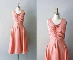 1930s dress / 30s dress / Beautiful Dreamer dress by DearGolden, $158.00 @Shanti