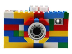 Help make their memories last (and score a few snapshots for your own collection) with LEGO's Digital Camera.