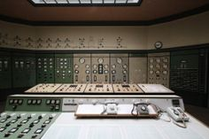 #power plant #abandoned #decay