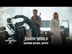 """The Second """"Jurassic World"""" Trailer Reveals A Scary New Dinosaur"""