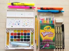 she shares her supplies and lots of photos of her Bible ... great for ideas and inspiration