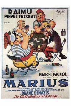 MARCEL PAGNOL: Marius (1931); Cesar* (1936)