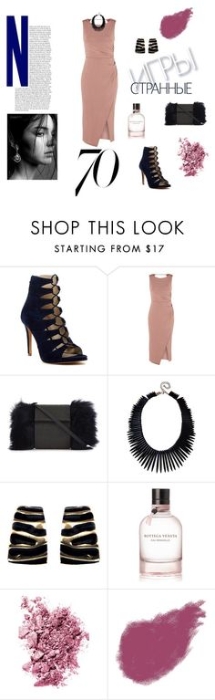 """""""Untitled #173"""" by dee67 ❤ liked on Polyvore featuring Kenneth Cole, Topshop, Brunello Cucinelli, Kenneth Jay Lane, Hedi Slimane, Bottega Veneta, Tom Ford, Nico and Bobbi Brown Cosmetics"""