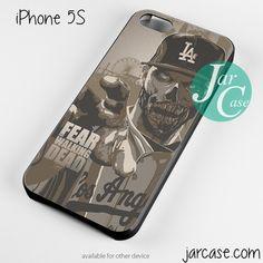 Fear Walking Dead Phone case for iPhone 4/4s/5/5c/5s/6/6 plus