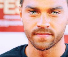Jesse Williams has THE most stunning eyes in all of television 💙 Jessie Williams, Jackson Avery, Man Crush Everyday, Stunning Eyes, Cute Actors, Beautiful Boys, Beautiful People, Guys And Girls, Girls Eyes