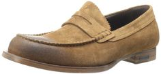 For Suits & For Jeans Too. - DSQUARED2 Men's College Cuoio Loafer