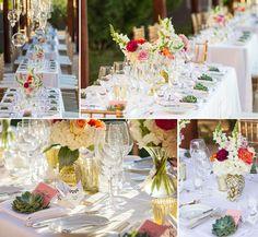 Phoenix Bride and Groom_Arizona wedding magazine_Katrina Wallace Photographers_Real Wedding_nighttime ceremony_succulents_Four Seasons Scottsdale (5b)