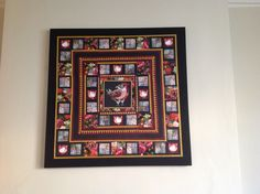 Collage Mosaics, Boxes, Collage, Paper, Frame, Cards, Home Decor, Picture Frame, Crates