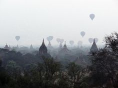 Memorable Myanmar - A Photo Journal: Bagan - Land of Thousands of Temples in Myanmar