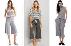 Pijamas femininos: f
