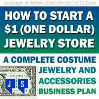 ►► HOW TO START A $1 JEWELRY STORE ►► Jewelry Secrets