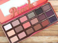 too faced peach palette - Google Search