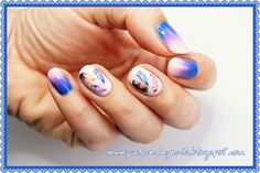 me, myself and my nails: Sentymentalne piórka - BPS feather stickers review...