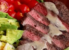 Dress it up! | This Steak And Avocado Salad Is Going To Be Your New Go-To Meal