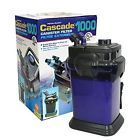 Cascade 1000 Canister Aquarium, Pool Filter Pump up to 100 gallons 265 GPH - http://pets.goshoppins.com/fish-aquariums/cascade-1000-canister-aquarium-pool-filter-pump-up-to-100-gallons-265-gph/