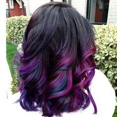 Purple is my favorite color