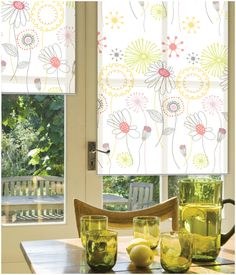RollerSheer Floral by Windoware