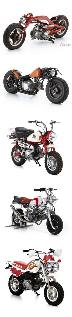 Honda Monkey Customs