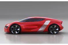 Renault  DEZIR  concept car…