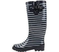 Womens Ladies Stylish Fashionable Rainboots - Starbay - $29.99 + $4.99 shipping