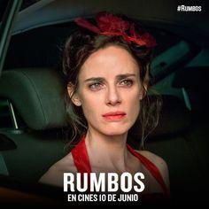 Pilar López de Ayala vuelve al cine de la mano de Manuela Burló Moreno en Rumbos